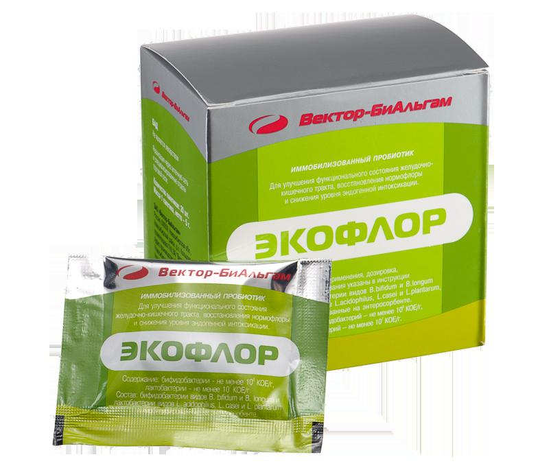 ЭКОФЛОР пакеты 5 г 20 шт.