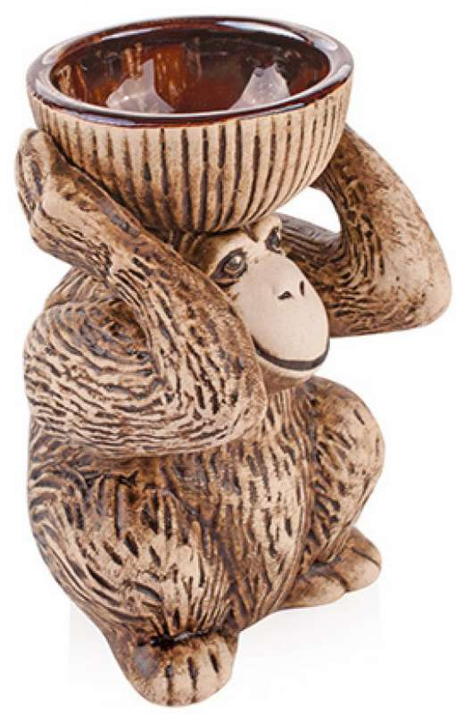 Аромалампа обезьяна, фото №1