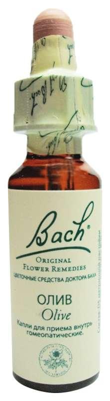 Цветы баха n23 олив капли гомеопатические 10мл, фото №1