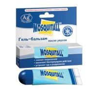 Москитол гель-бальзам скорая помощь после укусов 10мл