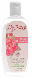 МАЙ РОУЗ розовая вода мицеллярная 220мл