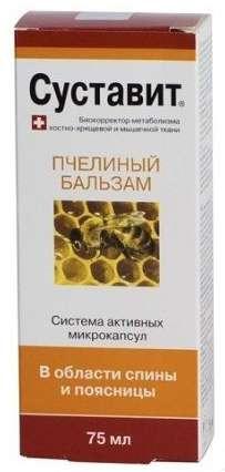 Суставит пчелиный бальзам 75мл, фото №1