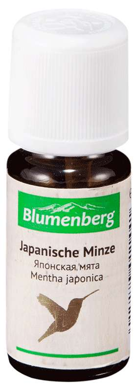 Блюменберг масло эфирное мята японская 10мл, фото №1