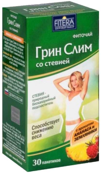 Чай для похудения рейтинг