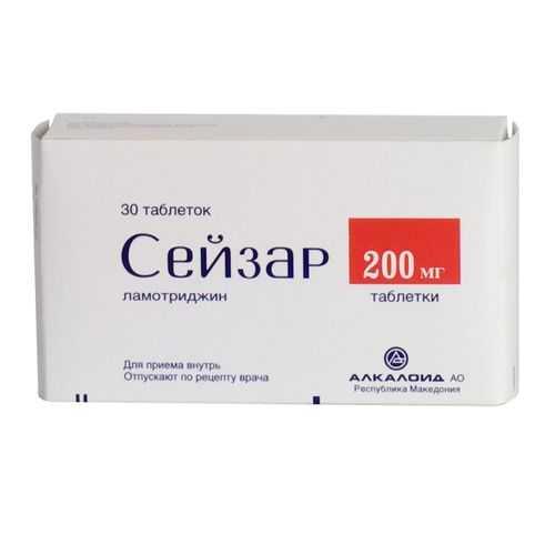 Сейзар 200мг 30 шт. таблетки, фото №1