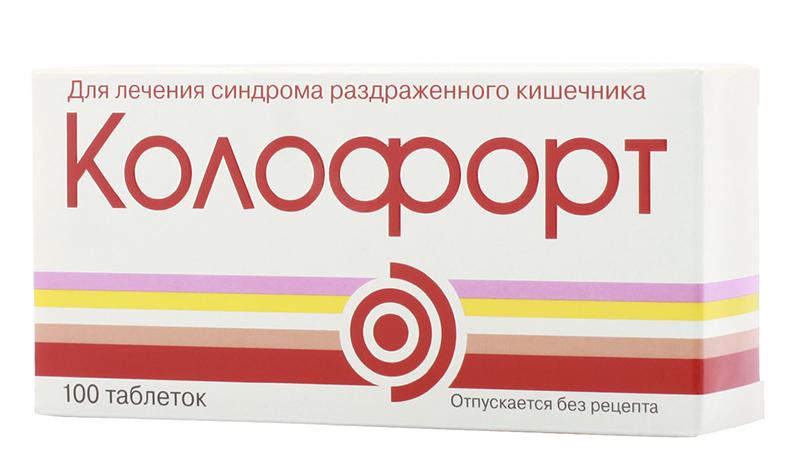 КОЛОФОРТ таблетки для рассасывания 100 шт.