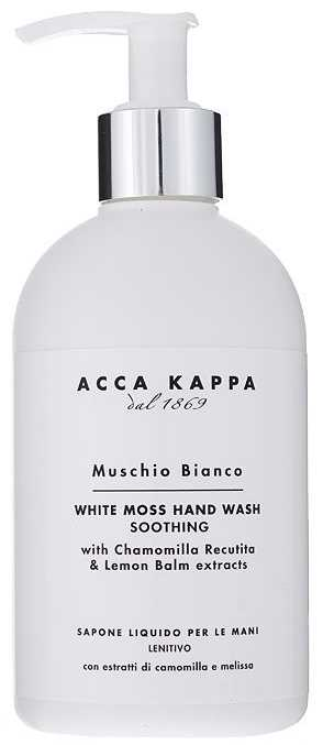 Acca kappa мыло жидкое для рук белый мускус 300мл, фото №1