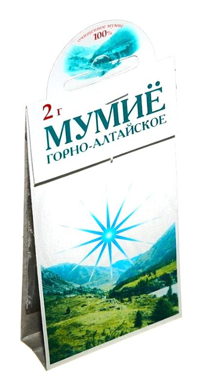 Мумие горноалтайское 2г, фото №1