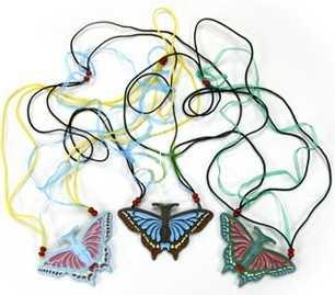 Стикс аромамедальон бабочка, фото №1