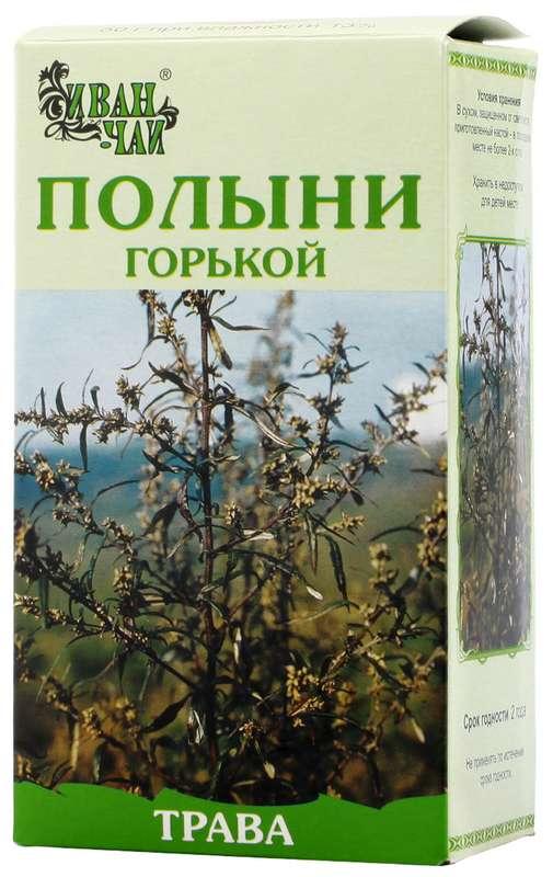Полынь горькая трава 50г, фото №1