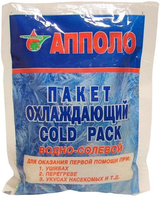 Апполо пакет охлаждающий гипотермический, фото №1