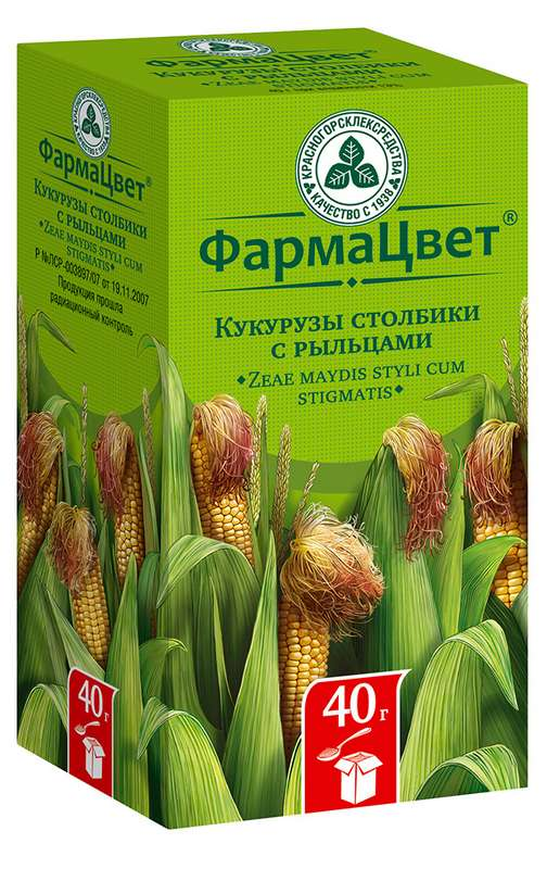 Кукурузные столбики с рыльцами 40г, фото №1