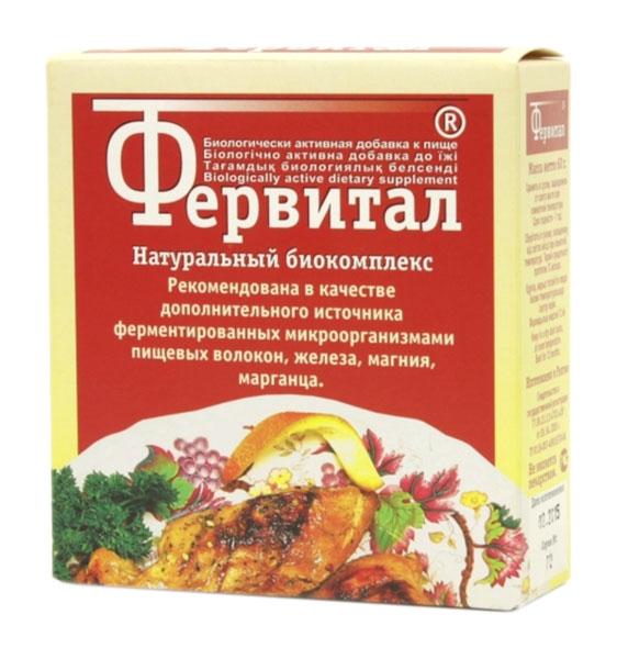 ФЕРВИТАЛ 60г пакет