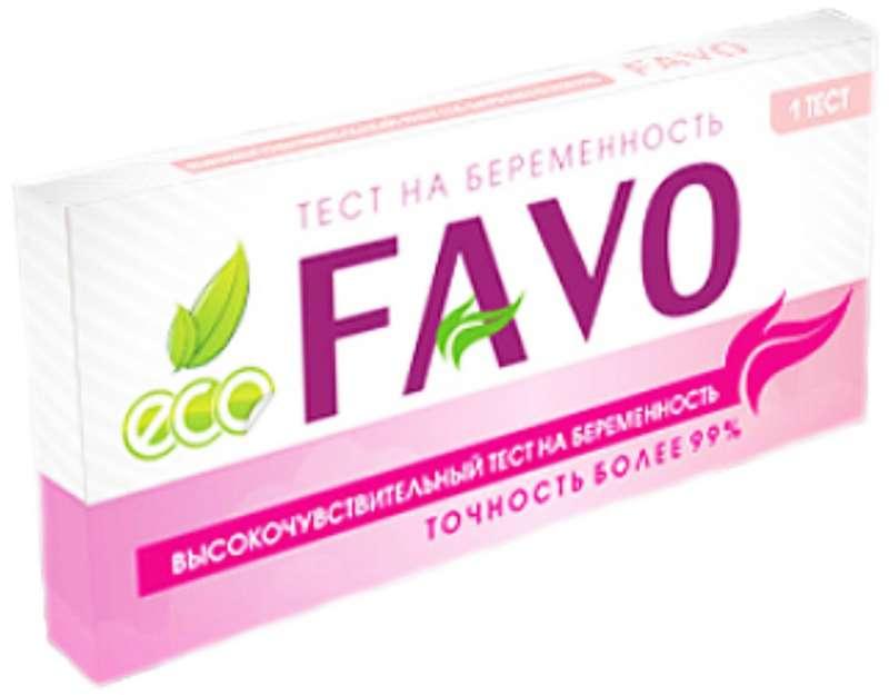 ФАВО тест на беременность 1 шт.