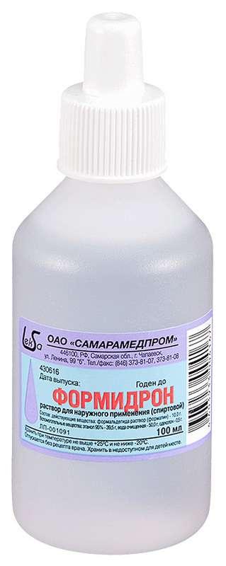 Формидрон 100мл раствор для наружного применения спиртовой, фото №1