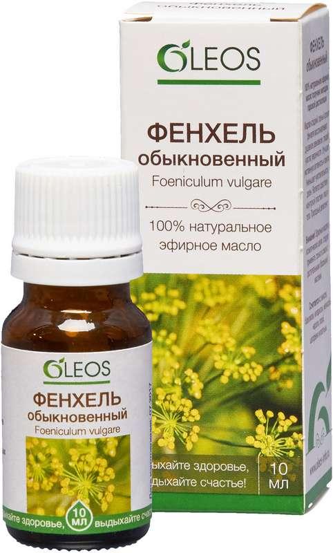 Олеос масло эфирное фенхель 10мл, фото №1