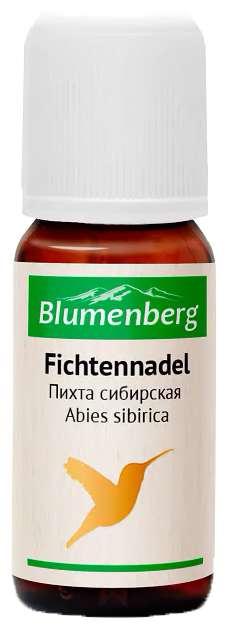 Блюменберг масло эфирное пихта сибирская 10мл, фото №1