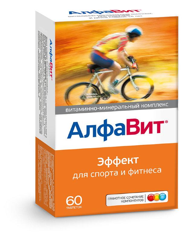 АЛФАВИТ ЭФФЕКТ таблетки 60 шт.