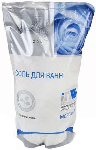 Бальзамир соль для ванн 1кг, фото №1