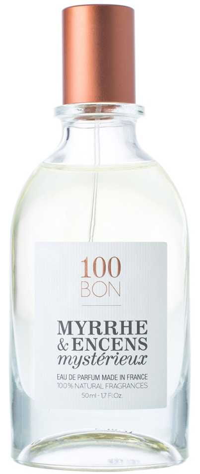 100бон парфюмерная вода мирр/ладан таинственный 50мл, фото №1