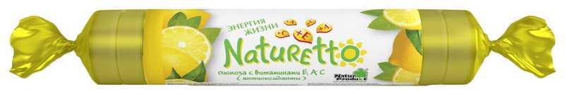 НАТУРЕТТО Лимон витамины-антиоксиданты №17 39г