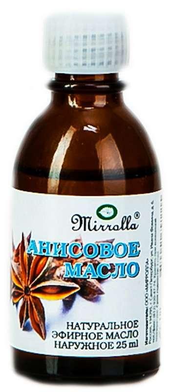 Мирролла масло эфирное анис 10мл, фото №1
