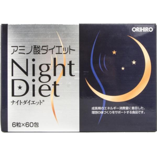 Орихиро ночная диета таб. n6x60, фото №1