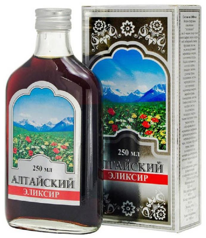 АЛТАЙСКИЙ ЭЛИКСИР 250мл