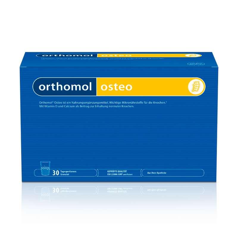 Ортомоль остео саше 30 шт.