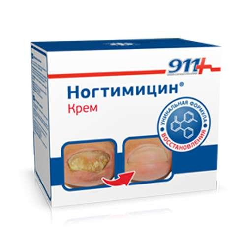 911 ногтимицин крем 30мл, фото №1