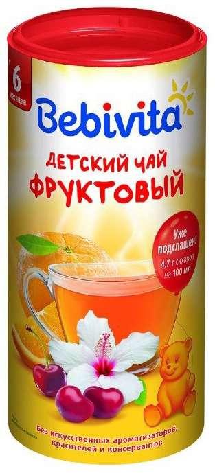Бэбивита чай детский фруктовый 6+ 200г, фото №1