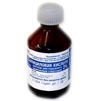 Салициловая кислота 2% 40мл раствор спиртовой, фото №1