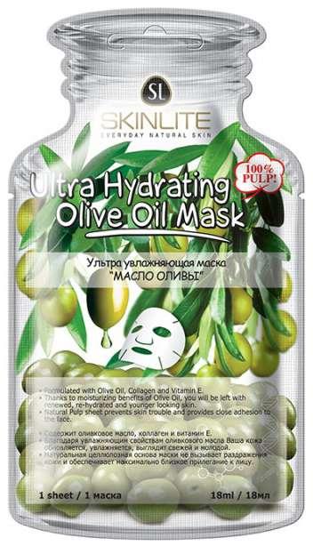Скинлайт маска для лица увлажняющий масло оливsl-237, фото №1