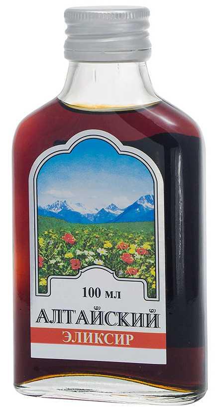 Алтайский эликсир 100мл, фото №1