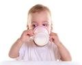 Если у ребенка аллергия на молоко