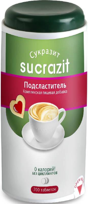 Заменитель сахара сукразит 700 шт., фото №1