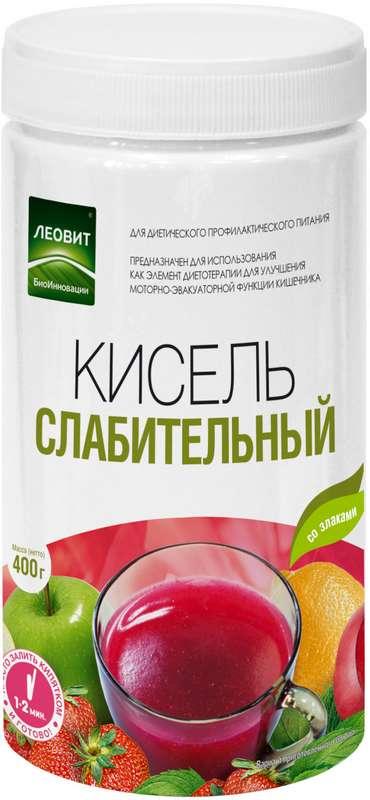 КИСЕЛЬ СЛАБИТЕЛЬНЫЙ гранулы 400г