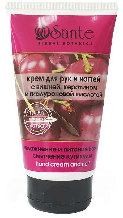 Кора сантэ крем для рук и ногтей увлажнение и питание кожи, смягчение кутикулы 125мл, фото №1