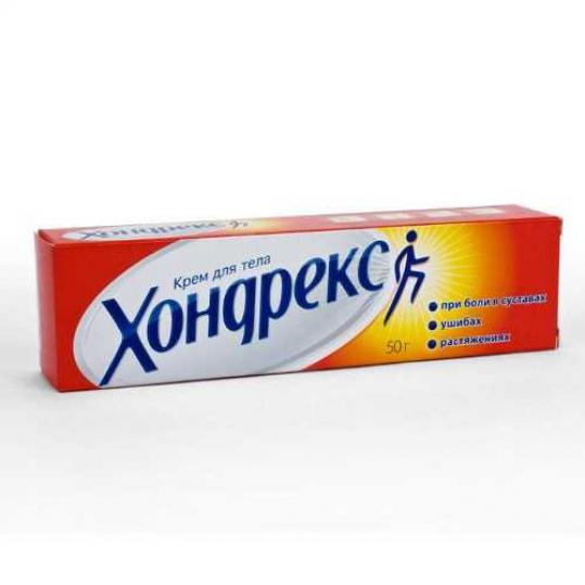 Хондрекс крем 50г, фото №1