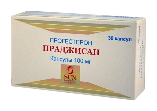 ПРАДЖИСАН капсулы 100 мг 30 шт.