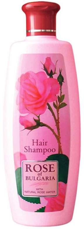 Роуз оф болгария шампунь для волос 330мл, фото №1