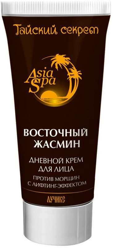 Тайский секрет крем для лица дневной от морщин с лифтинг-эффектом восточный жасмин 50мл, фото №1