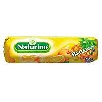 Натурино с витаминами и натуральным соком пастилки фрукты 36,4г