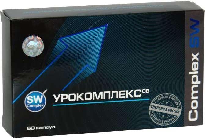 КОМПЛЕКС СВ капсулы 400мг Утро 60 шт.
