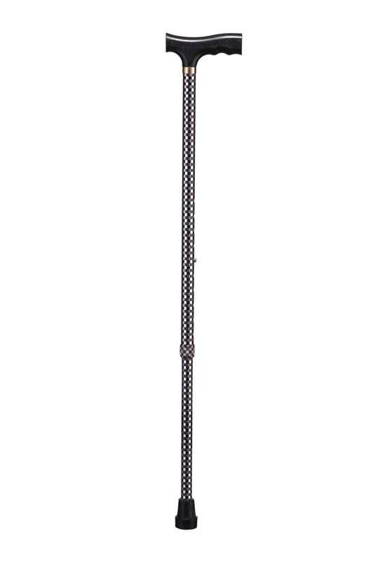 Би велл трость wr411 т-образная ручка шахматы, фото №1