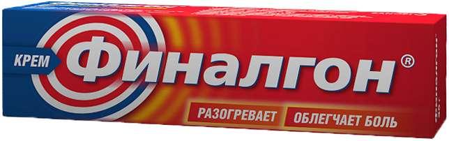 ФИНАЛГОН 35г крем для наружного применения