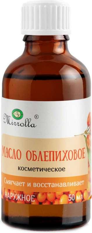 МИРРОЛЛА масло косметическое Облепиховое 50мл