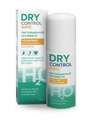 Драй контрол форте н2о без спирта ролик от обильного потоотделения 20% 50мл химсинтез, фото №1