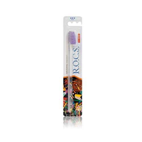 Рокс зубная щетка классическая жесткая, фото №1
