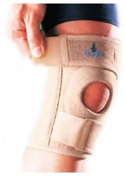 ОППО ОРТЕЗ коленный полужесткий разъемный укороченный арт.1230 размер универсальный